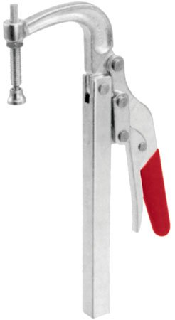 De-Sta-Co Squeeze Action Plier Clamp, w/800 lbs. holding cap., Jaw=86, Handle=60, Steel (1 Each) by De-Sta-Co