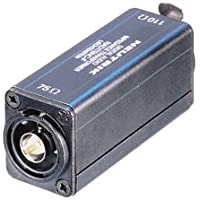 Neutrik NADITBNC-M XLR Male 110 Ohm to BNC Female 75 Ohm Adapter-by-Neutrik