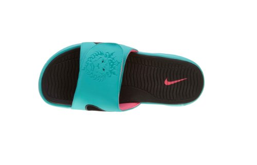 Nike Hommes Air Lebron Slide Style: 487332-400 Taille: 12 M Us