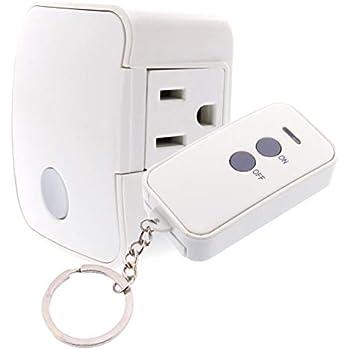 Amazon.com: Inalámbrico Receptor de control remoto Fob con ...