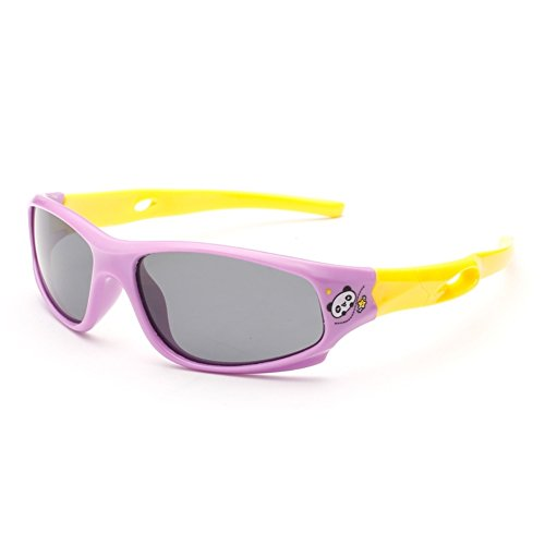 IPOLAR GSG800025C6 Fashionable Hard TAC Polarized Lens Fashion TR90 Frames - Cartier Glasses Inspired