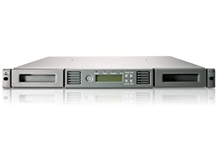 HP 18 G2 LTO-5 3000 SAS AUTOLOADER TREIBER WINDOWS XP