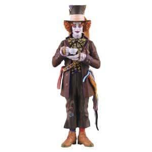 Tim Burton's Disney's Alice in Wonderland Mad Hatter Ultra Detail Action Figure