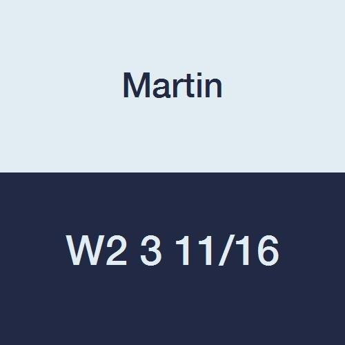 Inch 3.69 Bore 8.5 OD Martin W2 3 11//16 MST Bushing 11.25 Length Class 30 Gray Cast Iron