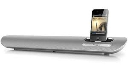 Philips DS6100/37 Docking Computer Speaker for iPod and iPhone