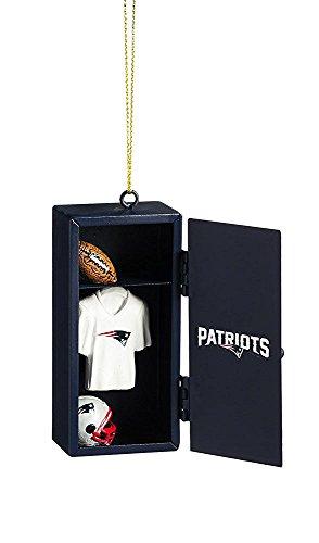 New England Patriots Locker Room - 4