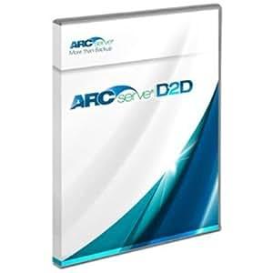 CA ARCserve D2D r16.5, Win - Software de reserva y recuperación (Win, Caja, Full, 1 Año(s), Win, DVD, r16.5)