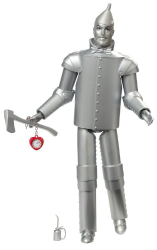 Barbie Collector Wizard Of Oz Tin Man Doll (Oz Wizard Tin Of Man Heart)