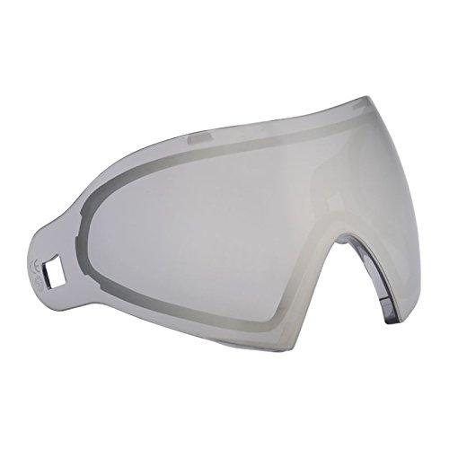 DYE Precision i4 Goggle Replacement Lens - Dyetanium Smoke/Silver
