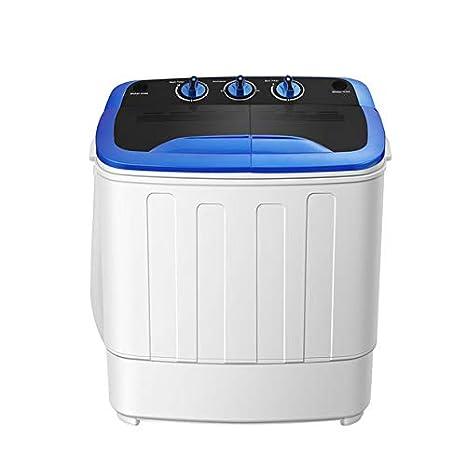 KUPPET - Mini lavadora de lavadora, portátil, para acampadas ...