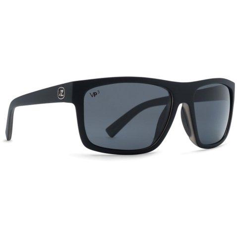 Von Zipper(ボンジッパー) SPEEDTUCK(スピードタック) 偏光レンズ BlackGrossGreyPolyPolar(BPP) ブラックグロスグレーポラライズ   B00KAQIQ5A