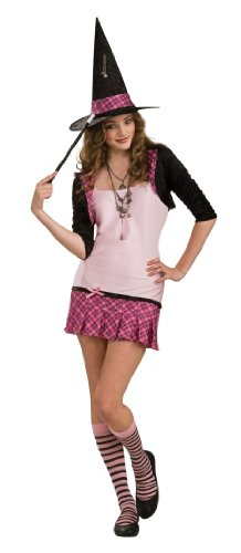 Tween Charm School Witch Costume