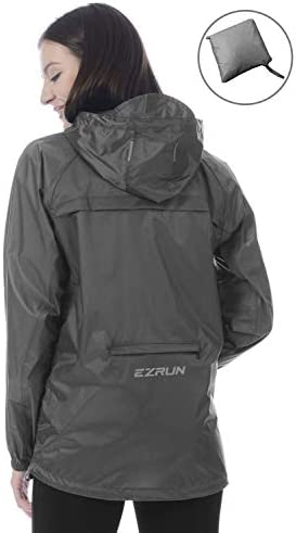 EZRUN Waterproof Windbreaker Lightweight Packable product image