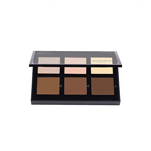 Anastasia Beverly Hills - Contour Cream Kit (Plastic) - Light (Best Contour Palette For Oily Skin)