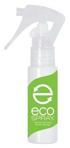 eco-SPRAY All-Natural Additive - Cleaner Emissions. Better Mileage.
