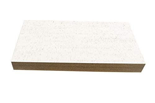 Cork Tiles for Bathrooms Forna 8mm Bleached Birch 18sq.ft/package