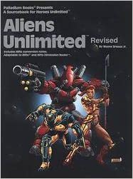 Book Aliens Unlimited