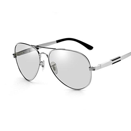 Gafas GAOYANG De Y Color Sol De Hombres Polarizada Luz Ojos Sus Gafas Día Conduce Espejo Color Conducción De B Que A El Conductor Noche Gafas Cambian De Sol 85rwq8X
