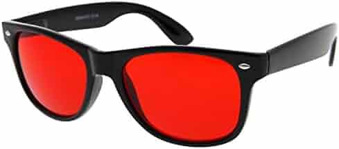 c3aa08ca30c 1 Pc Red Lens Sunglasses Classic Vampire Classic Retro Tint - Choose Color