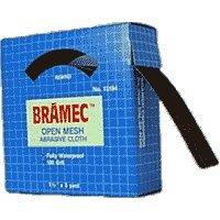 Bramec Corporation 13194 Bramec Open Mesh Abrasive Roll