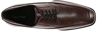 Calvin Klein Men's Elroy Smooth Oxford