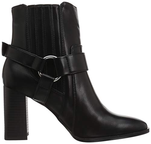 Harness Ankle Boot Leather Agnes Black Women's Bootie BCBGeneration AqaFEF