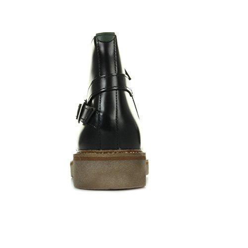 Kickers Oximore Cuir Polido Noir 577240508, Stivali