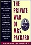 img - for The Private War of Mrs. Packard book / textbook / text book