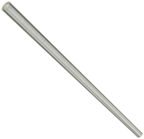 Steel Taper Pin, Plain Finish, Meets ASME B18.8.2, Standard Tolerance, #3 Pin Size, 0.219
