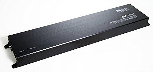 REAudio SA3000.1 RE Audio 4000W Monoblock SA Series Class...