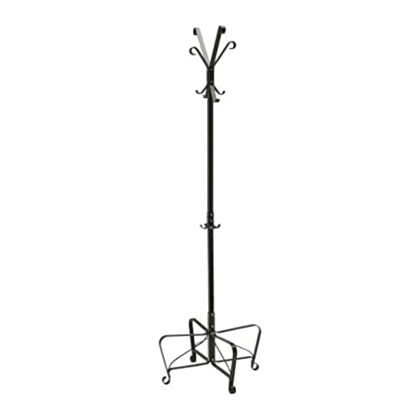 Ikea Portis - Hat y Perchero, Negro - 191 cm: Amazon.es: Hogar