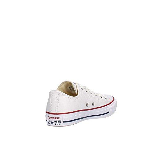 3 55 Donna Converse Core Chuck 246270 Taylor Ox Blanco Lea Sneaker qqFx0ZYf