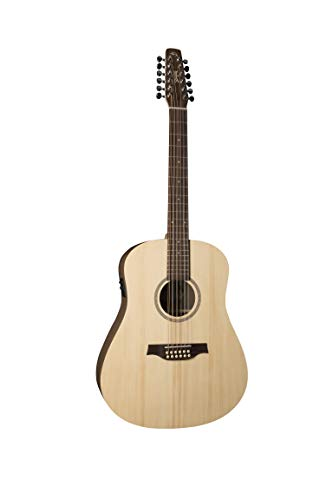 Seagull Walnut 12 ISYS T 12-String Acoustic-Electric Guitar (039197)