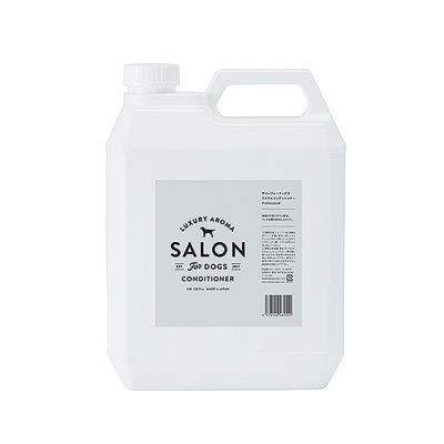SALON FOR DOGS (シャンプー/コンディショナーセット, 3.8L) B07HFXX5VT  3.8L 3.8L|ミネラルコンディショナー