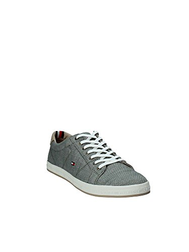 Tommy Sneakers FM0FM01378 Hilfiger 40 Uomo Verde rwOrqE