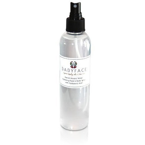 BABYFACE Hydrating Hyaluronic Acid & Matrixyl 3000 Mist for Face & Body
