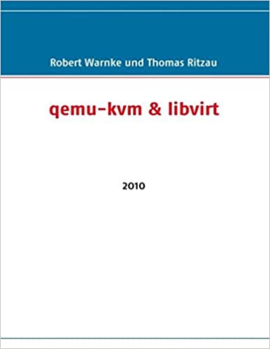 QEMU: Robert Warnke, Thomas Ritzau: 9783837008760: Amazon