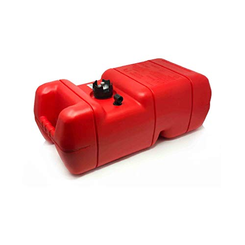 Five Oceans 6 Gallon Portable Fuel Tank Low-Permeation w/Gauge FO-3312 primary