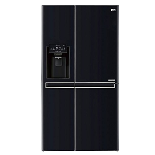 LG GSL761WBXV Frost Free Side-by-side American Fridge Freezer With Ice &...