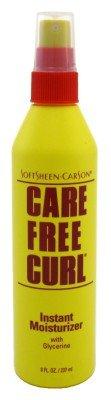 Care Free Curl Instant Moisturizer 8oz. Pump (2 Pack)