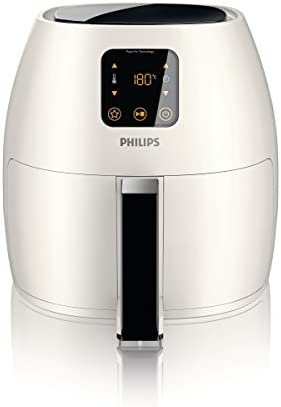 Philips Starfish Technology XL Airfryer, Digital Interface, White – 2.65lb 3.5qt- HD9240 34