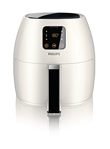 Philips Starfish Technology XL Airfryer, Digital Interface, White – 2.65lb 3.5qt- HD9240 34