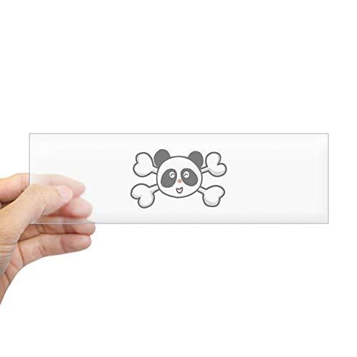 CafePress Panda Bear & Crossbones 10