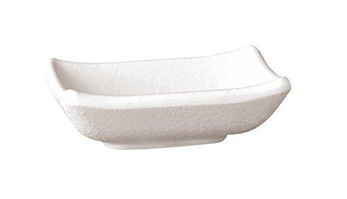 White World Cuisine 44455-09 Melamine Dipping Dish