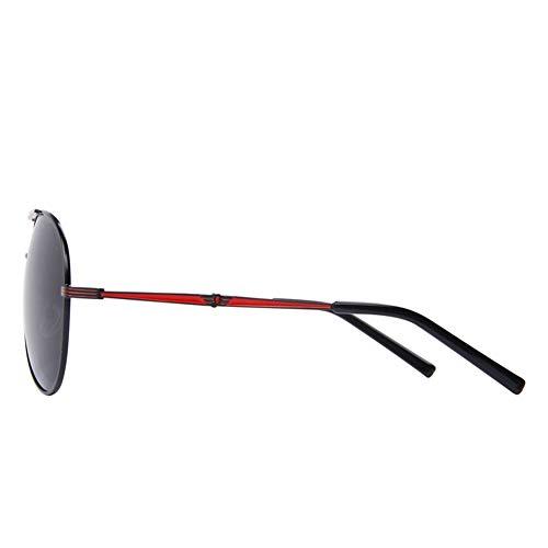 Sunglasses Fashion soleil Men DEFJQQPL de Gold Polarized Mirror Sunglasses Lunettes Blue Lens homme 8OUn4axfn