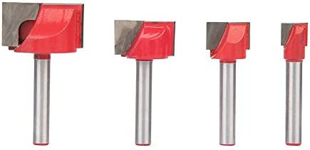 4 Stücke 10mm 16mm 22mm 30mm Holzbearbeitung Fräsen Slotting Fräser
