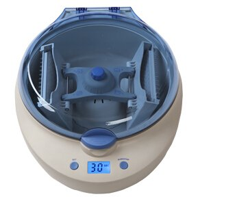 Bestlife New Mini Centrifuge PCR Plate Horizontal Centrifuge Speed 2200rpm Force 480g MPC-P25