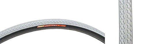 Primo Gray 24 x 1 Passage wheelchair Tire Dark Skin # C-1195
