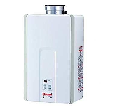 Rinnai V65IN 66 GPM Indoor Low NOx Tankless Natural Gas Water Heater