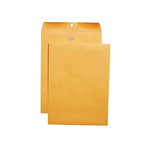 - Staples 187021 Clasp & Moistenable Glue Catalog Envelopes 9